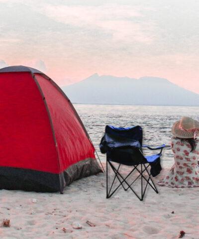 Καρέκλα Παραλίας - Camping
